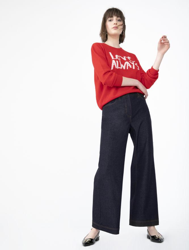 Cashmere-blend jumper iBlues