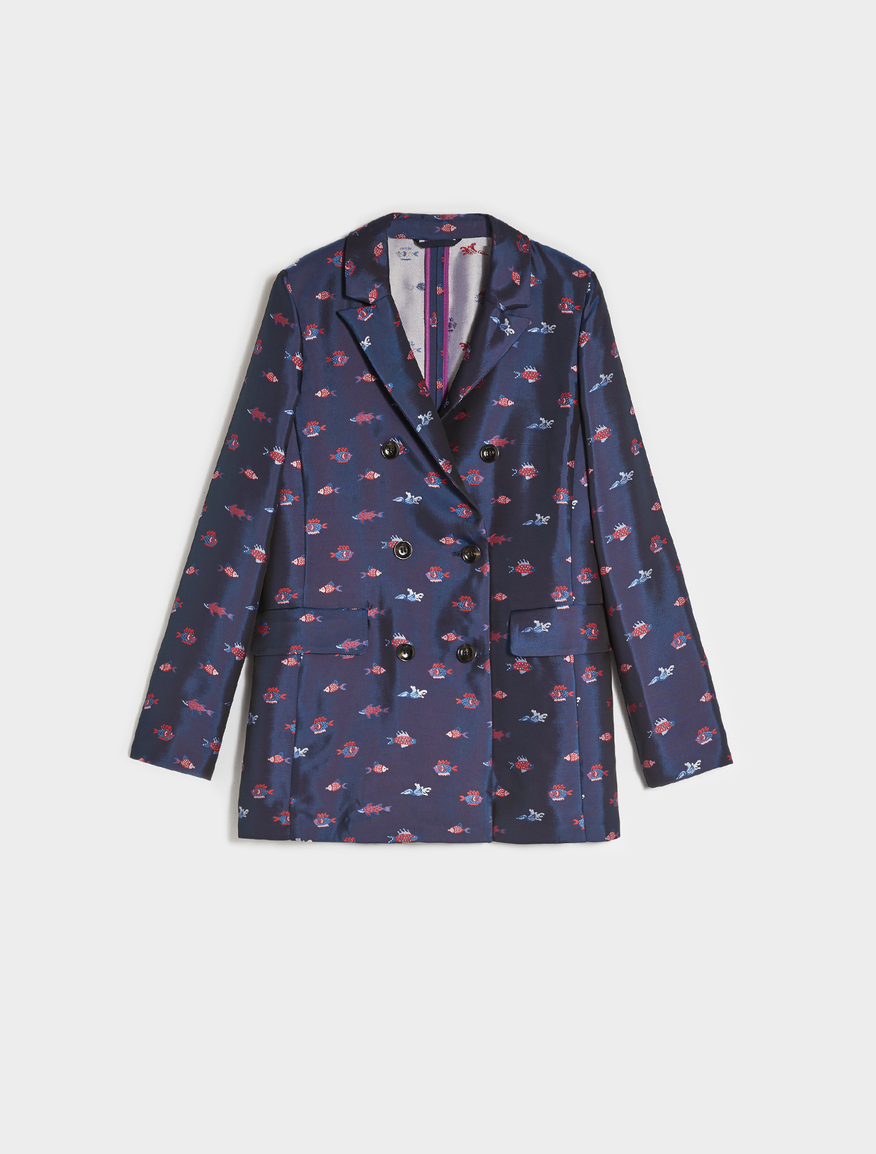 Pop-Up Stories double-breasted blazer
