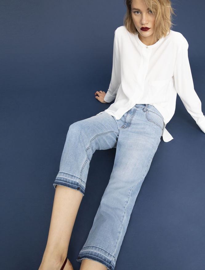 Cropped jeans iBlues
