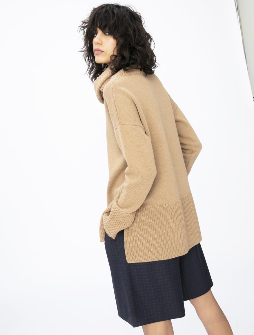 Cashmere blend jumper