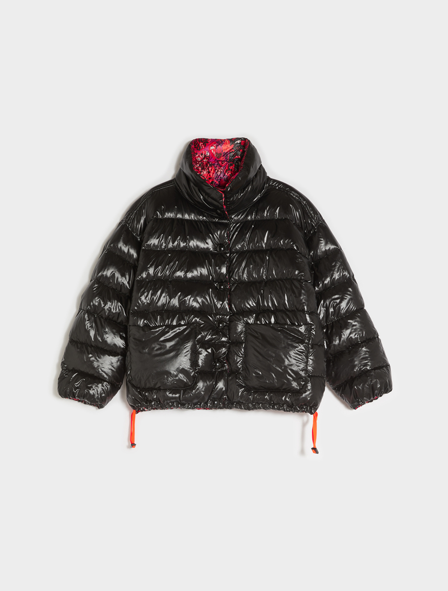 Pop-Up Stories reversible padded jacket