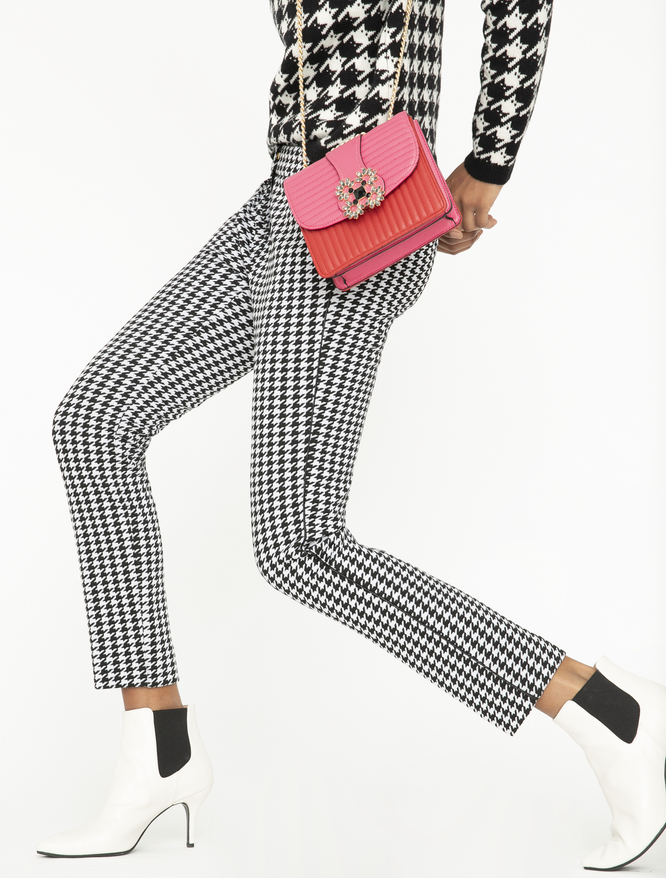 Houndstooth trousers iBlues