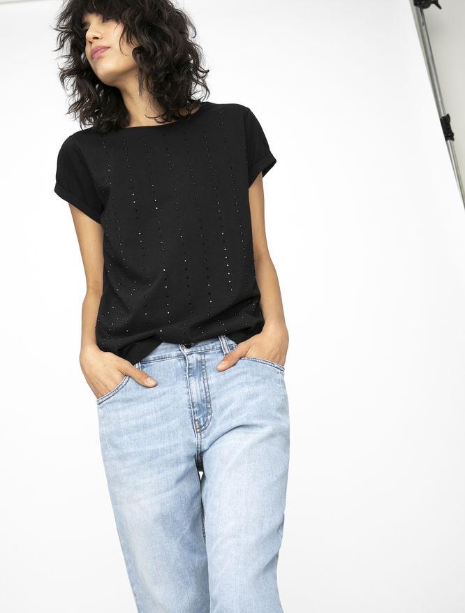 T-shirt stampata iBlues