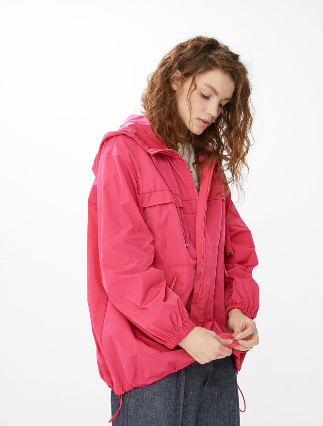 Hooded jacket iBlues