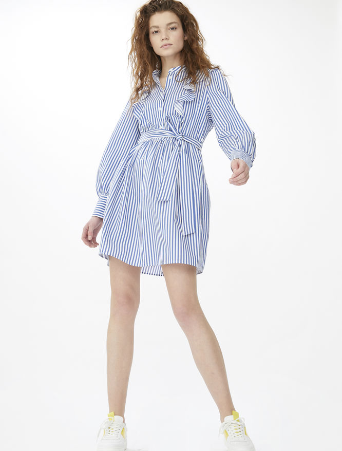 Shirt dress iBlues