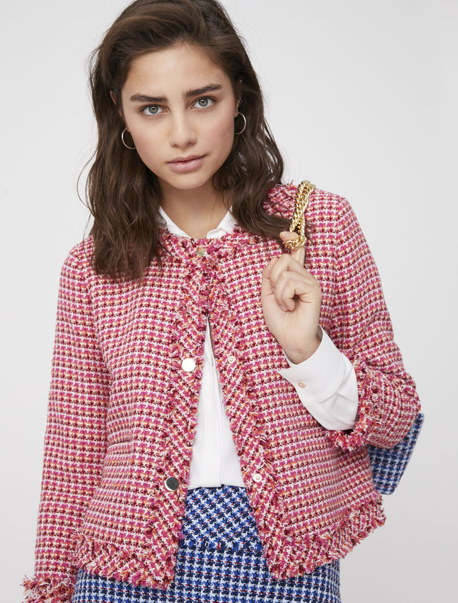 Boxy jacket iBlues