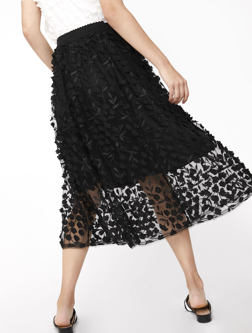 Gonna in tulle