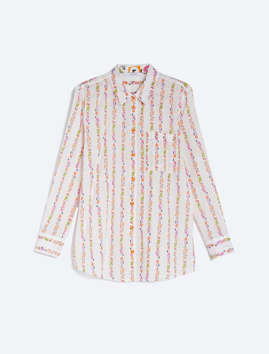 Frullage printed shirt