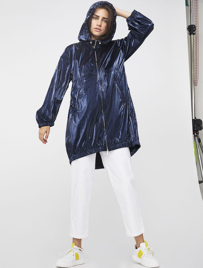 Hooded parka iBlues