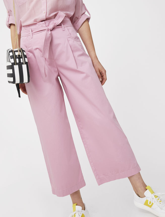 Belted trousers iBlues
