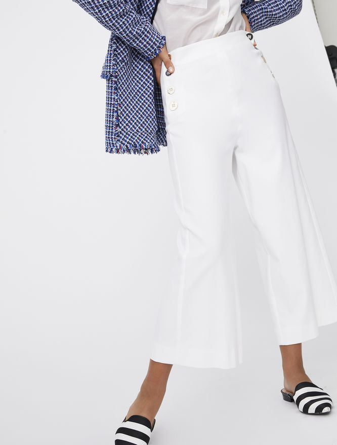 Pantaloni cropped iBlues