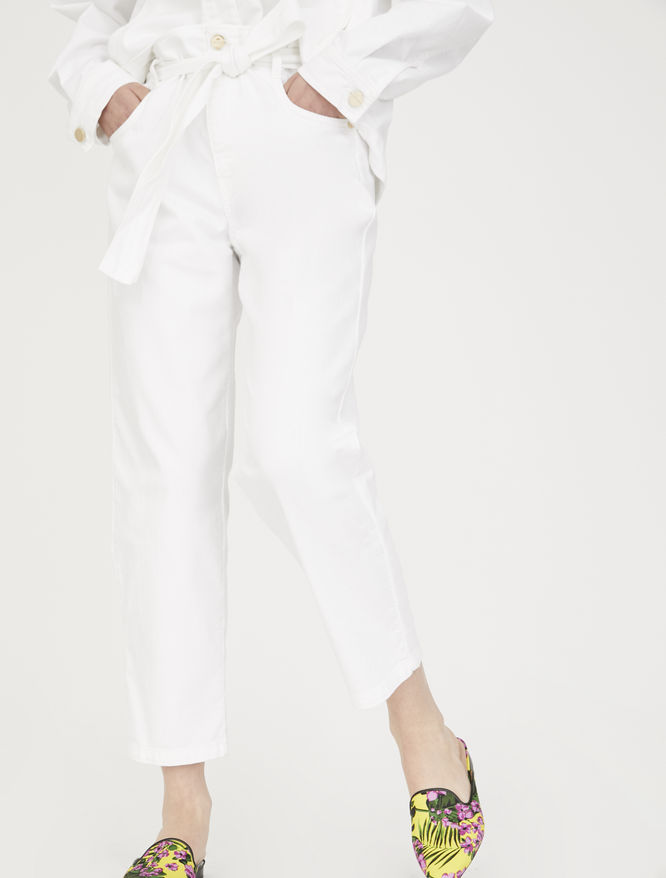 High-waist trousers iBlues