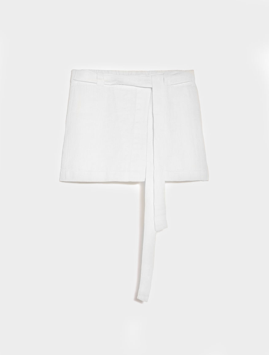 Wraparound shorts