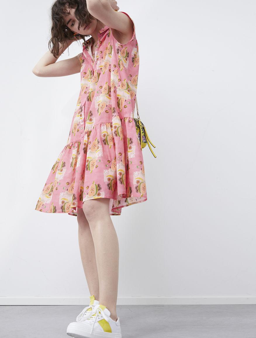 Frullage shirt dress