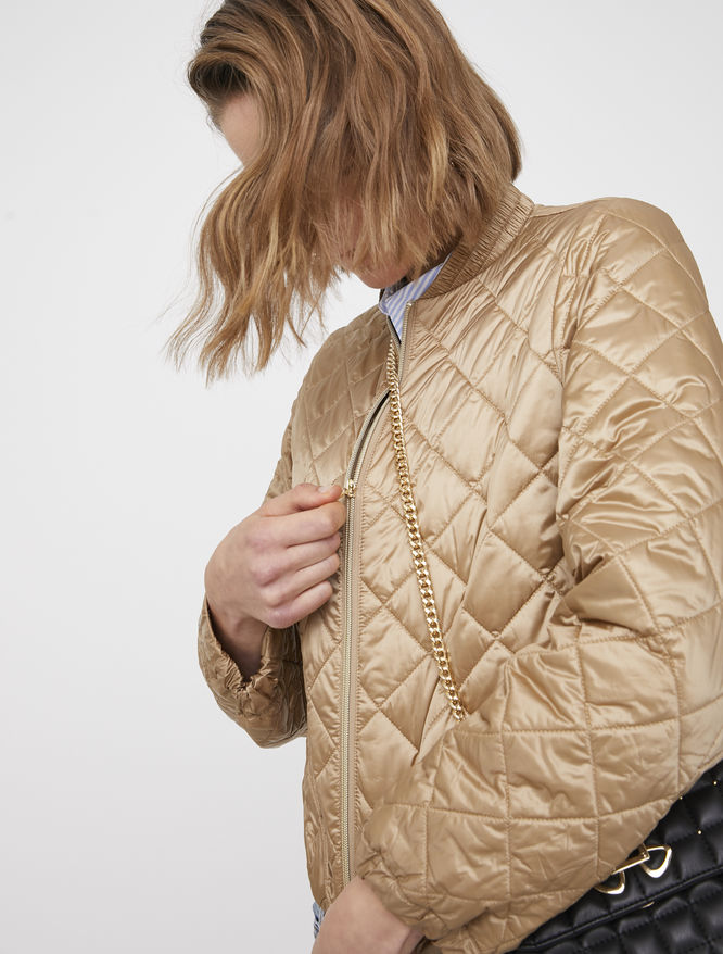 Quilted jacket iBlues