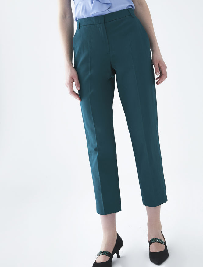 Cigarette trousers iBlues