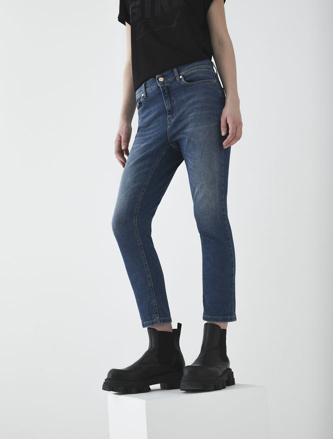 High-waisted jeans iBlues