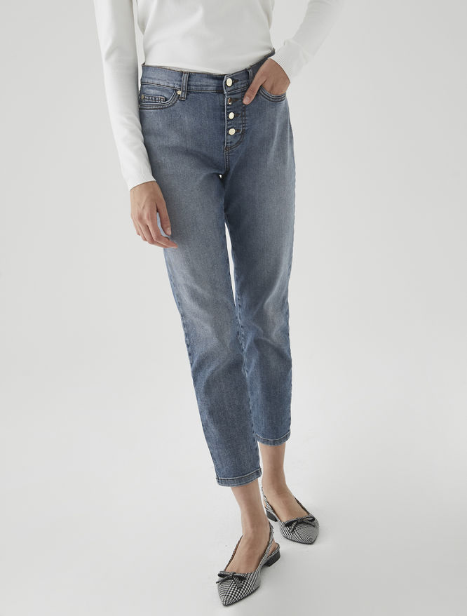 Straight-leg jeans iBlues