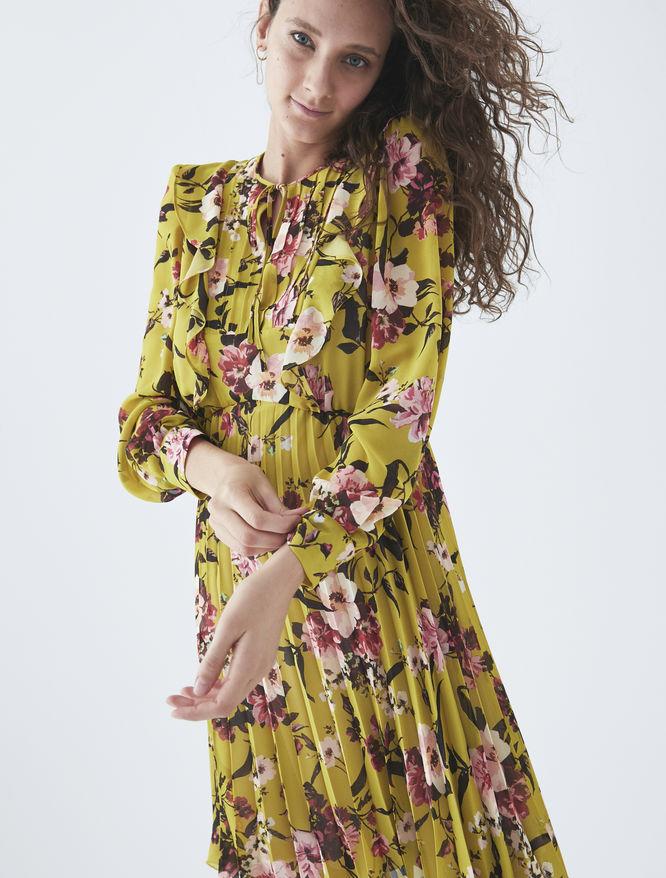 Pleated dress iBlues