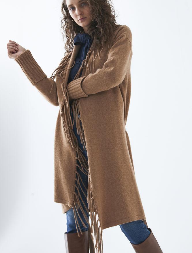 Fringe jacket iBlues