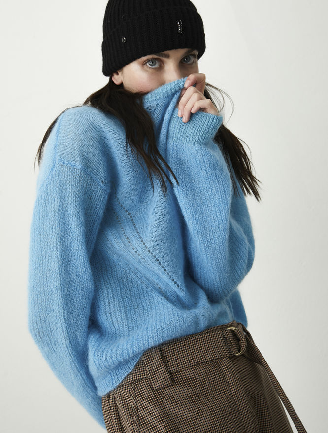 Round-neck jumper iBlues