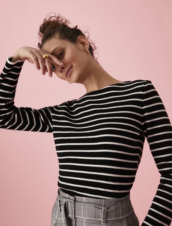 Striped jumper iBlues