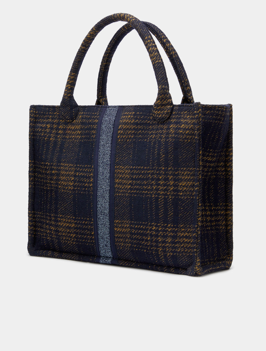 Patterned shopper