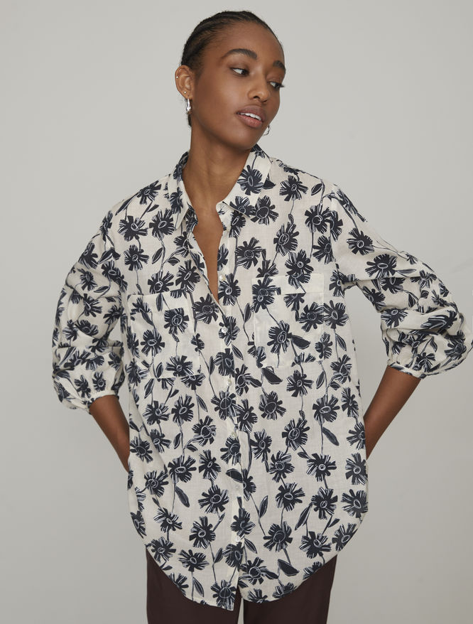 Relaxed fit shirt iBlues