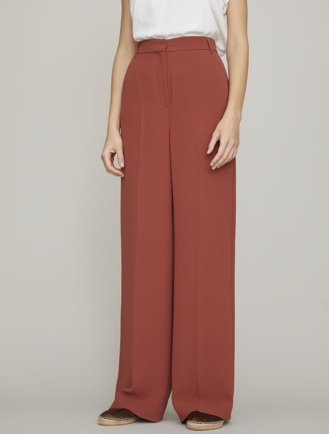 Wide leg trousers iBlues