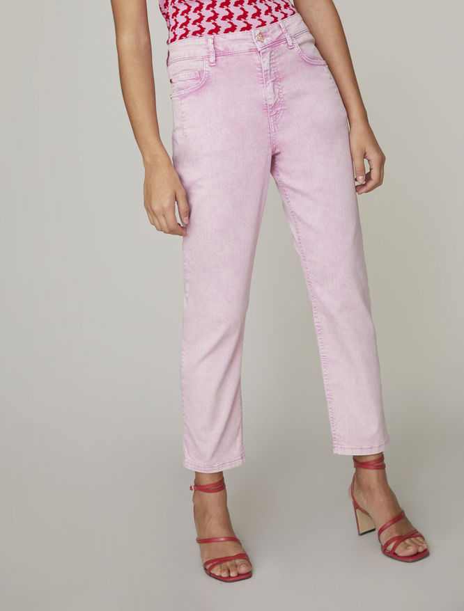 Five-pocket trousers iBlues