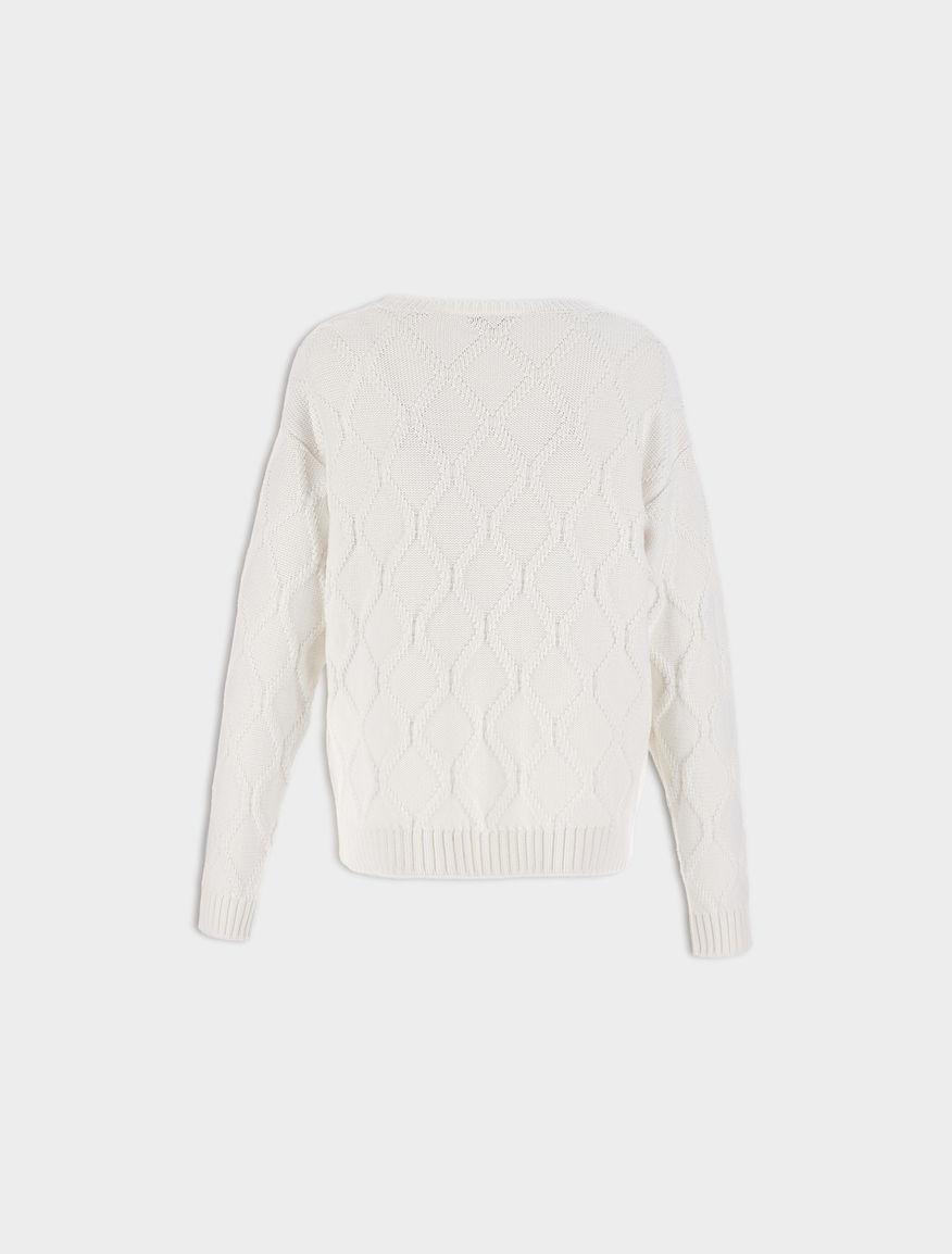 Loose fitting jumper