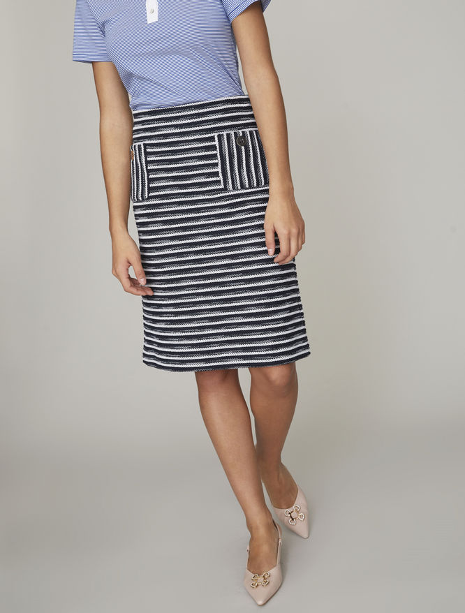 A-line skirt iBlues