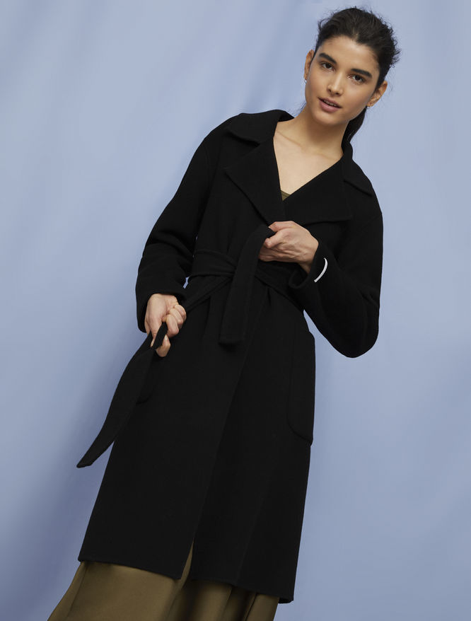 Relaxed-fit coat iBlues