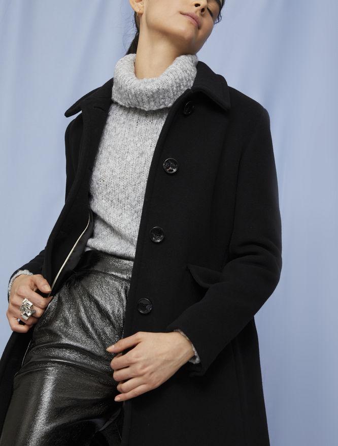 A-line coat iBlues