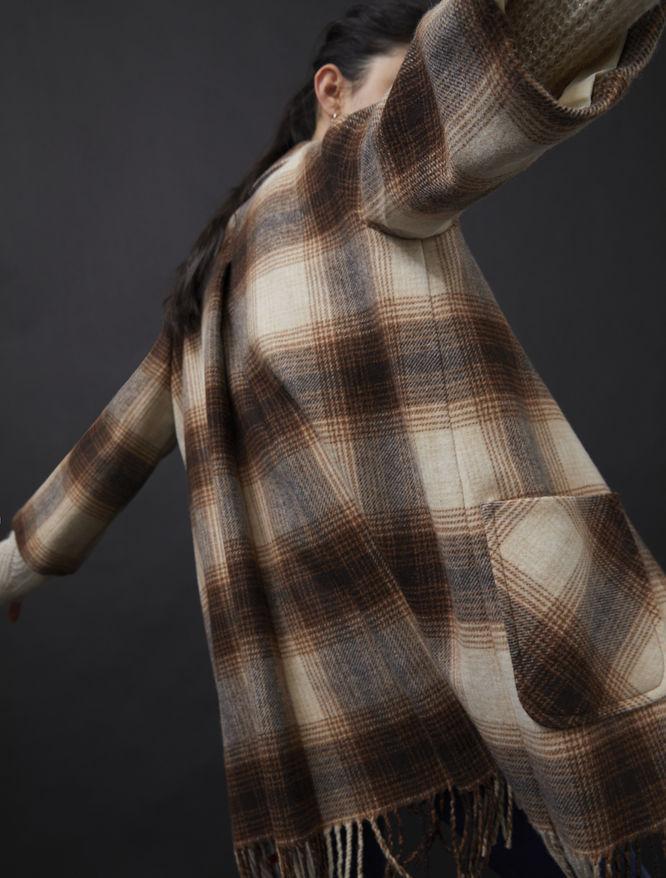 Fringed coat iBlues