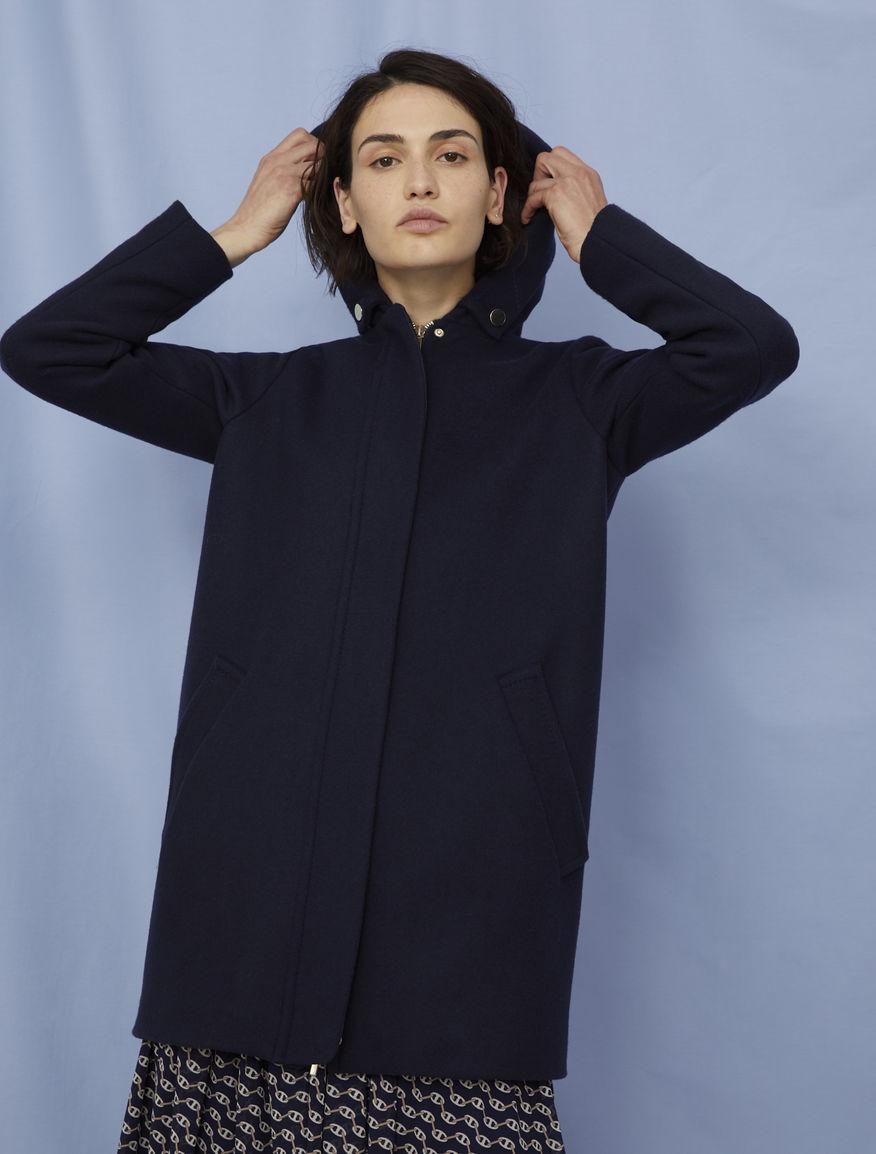 Egg-shaped jacket
