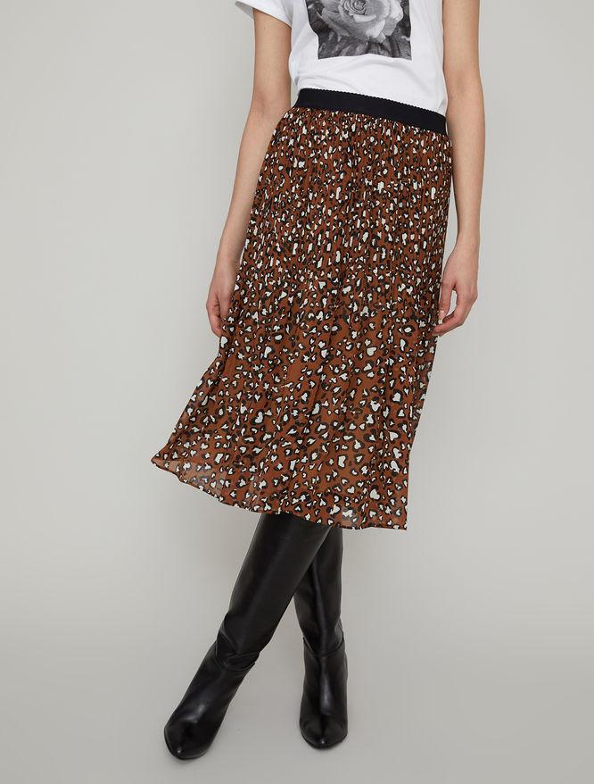 Pleated skirt iBlues