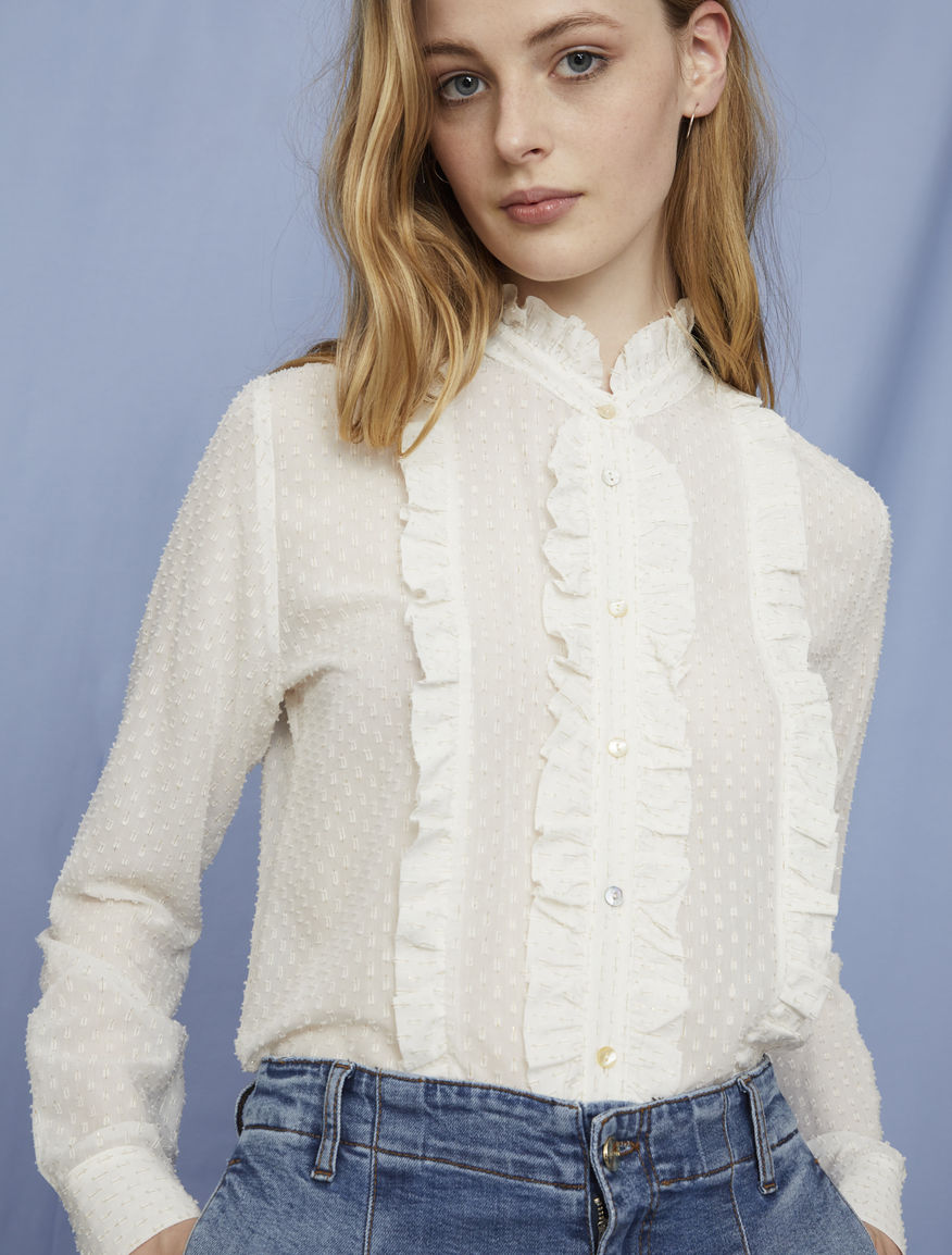 Relaxed-fit shirt