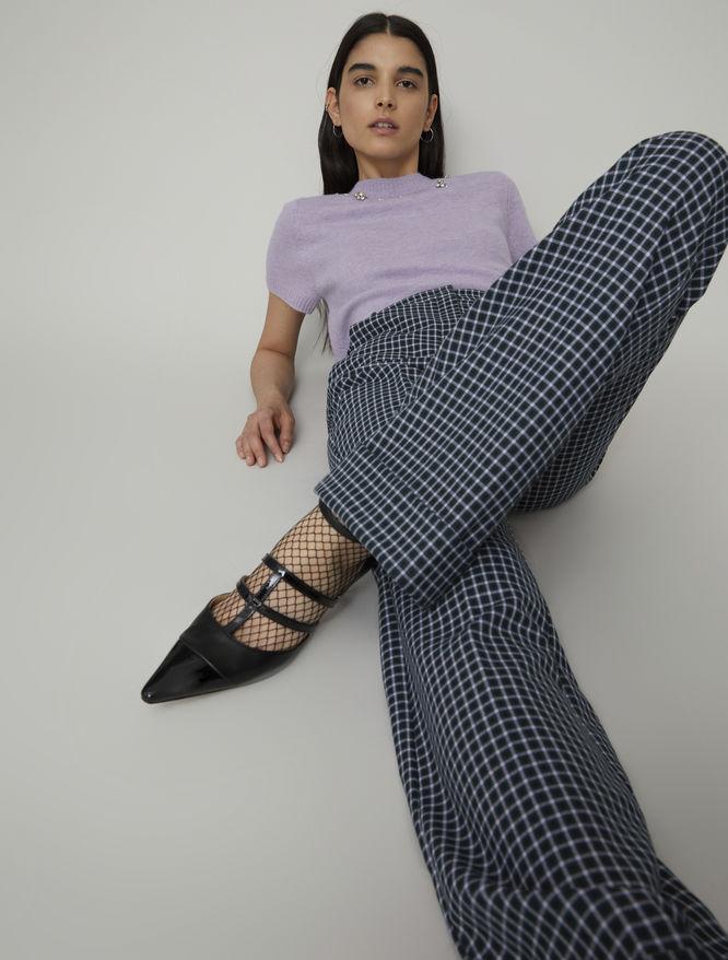 Pantaloni bootcut iBlues