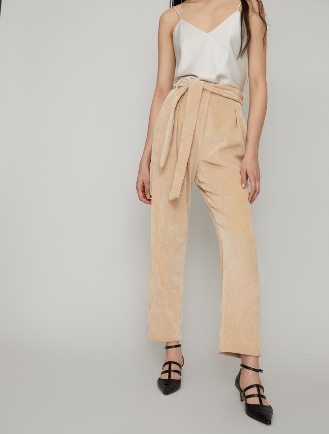 Relaxed-fit trousers iBlues
