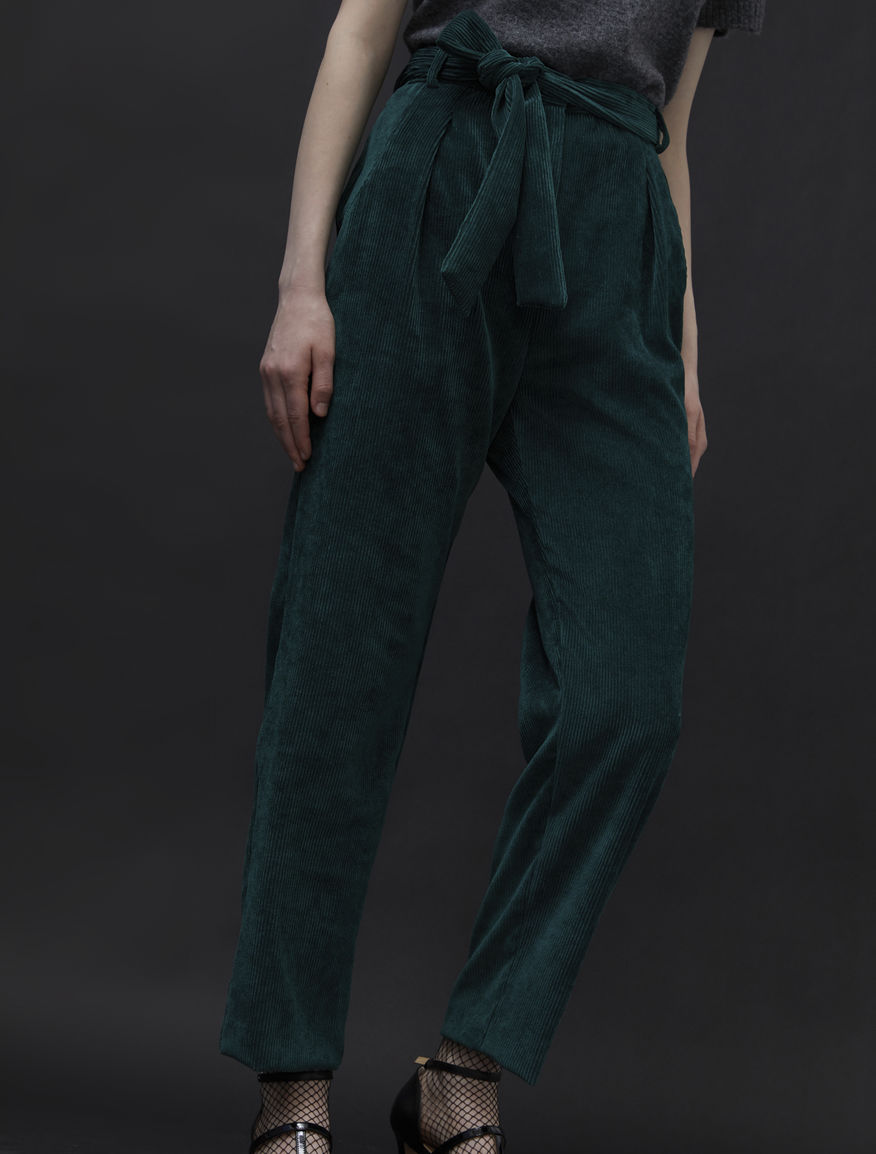 Relaxed-fit trousers