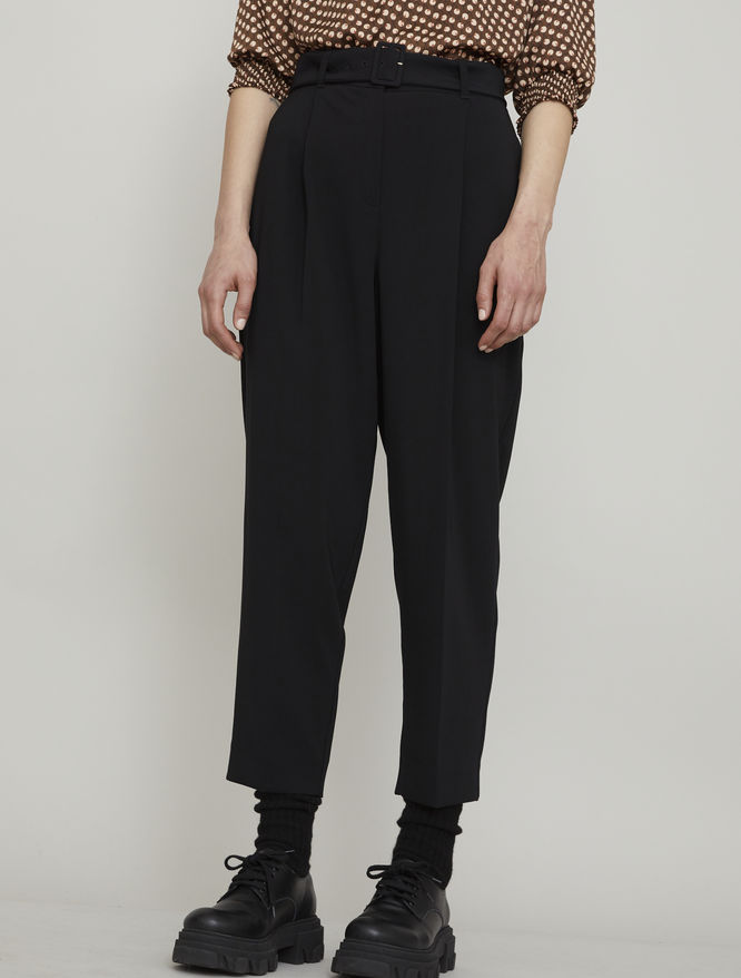 High-waisted trousers iBlues