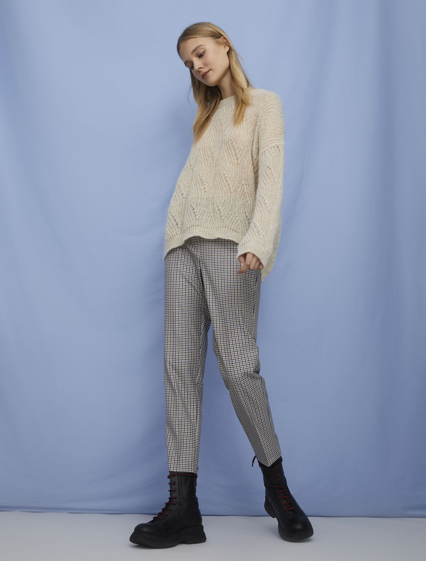 New-fit trousers