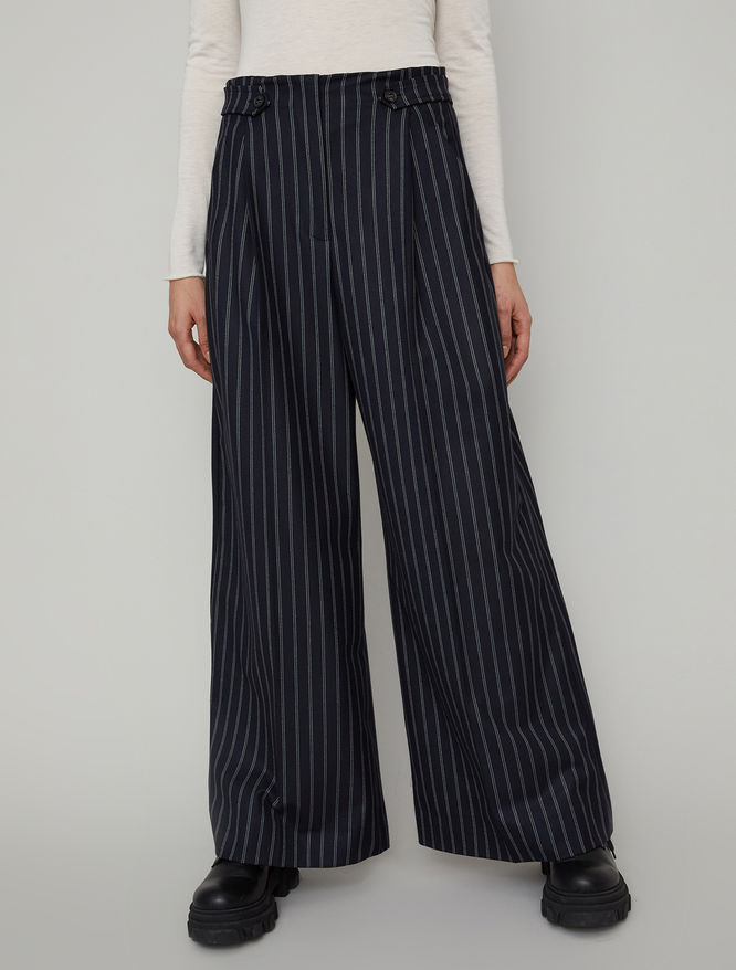 Wide trousers iBlues