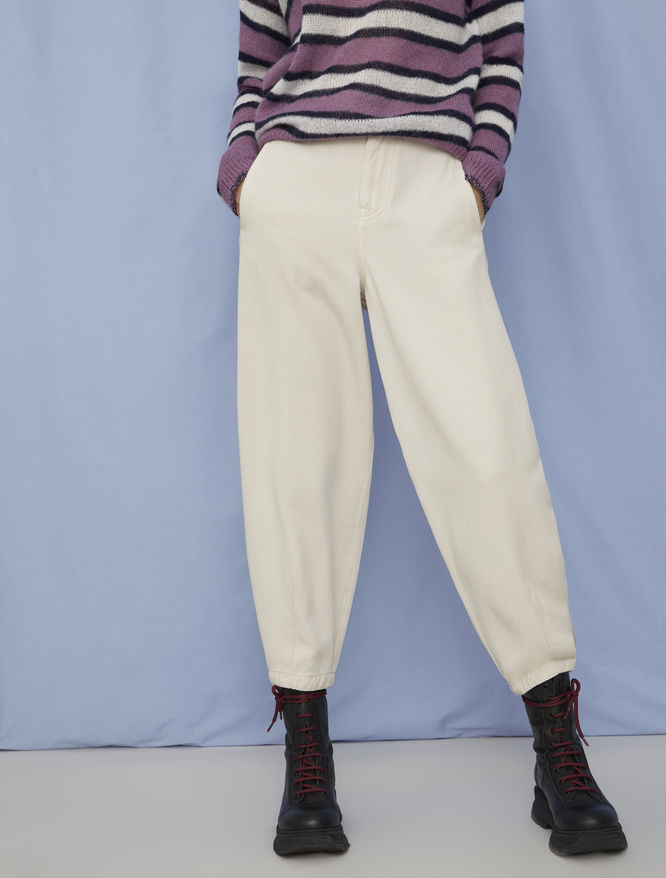 Slouchy trousers iBlues