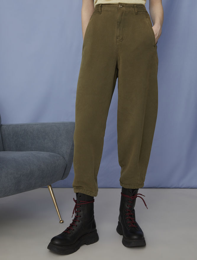 Pantaloni slouchy iBlues