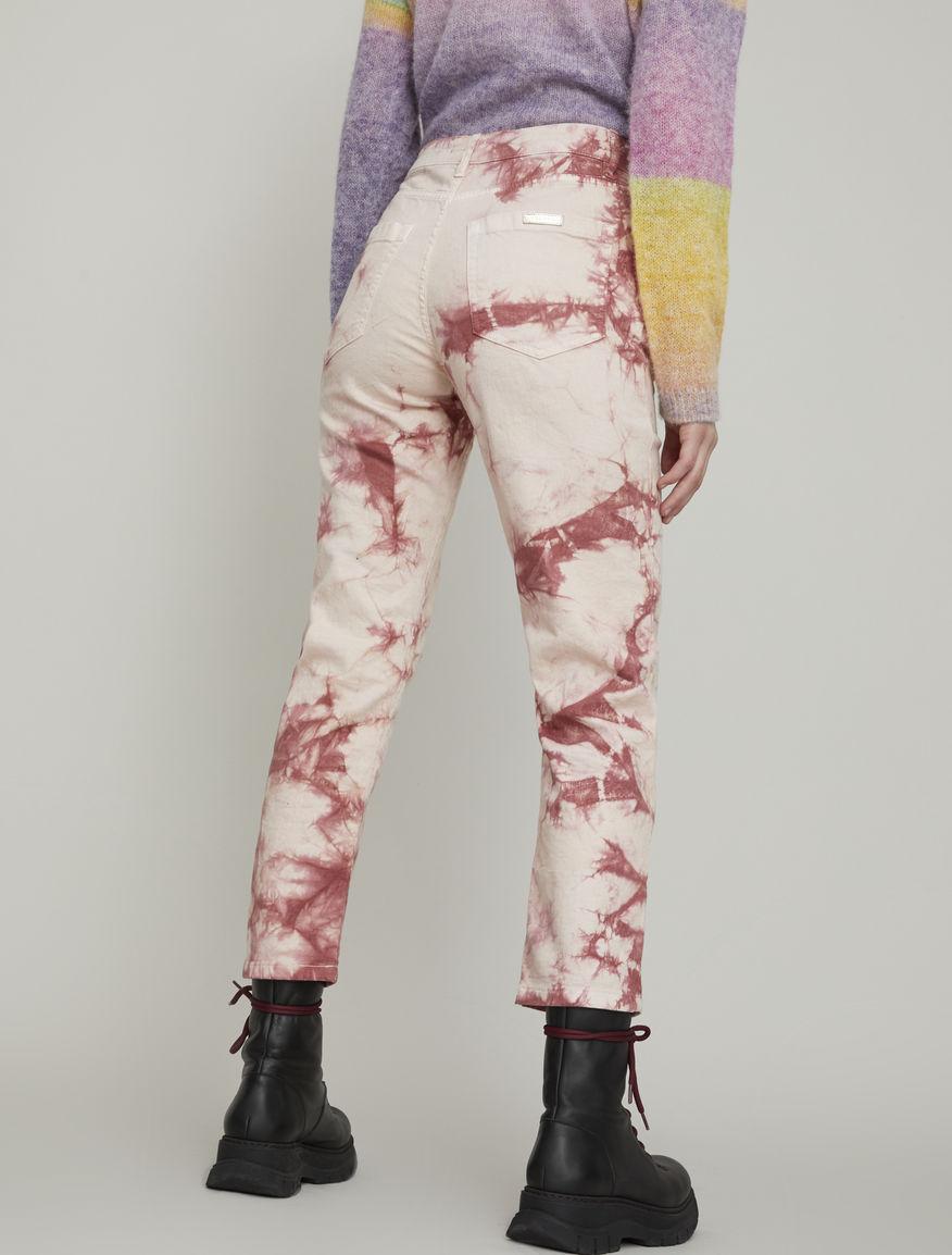 Boyfriend trousers