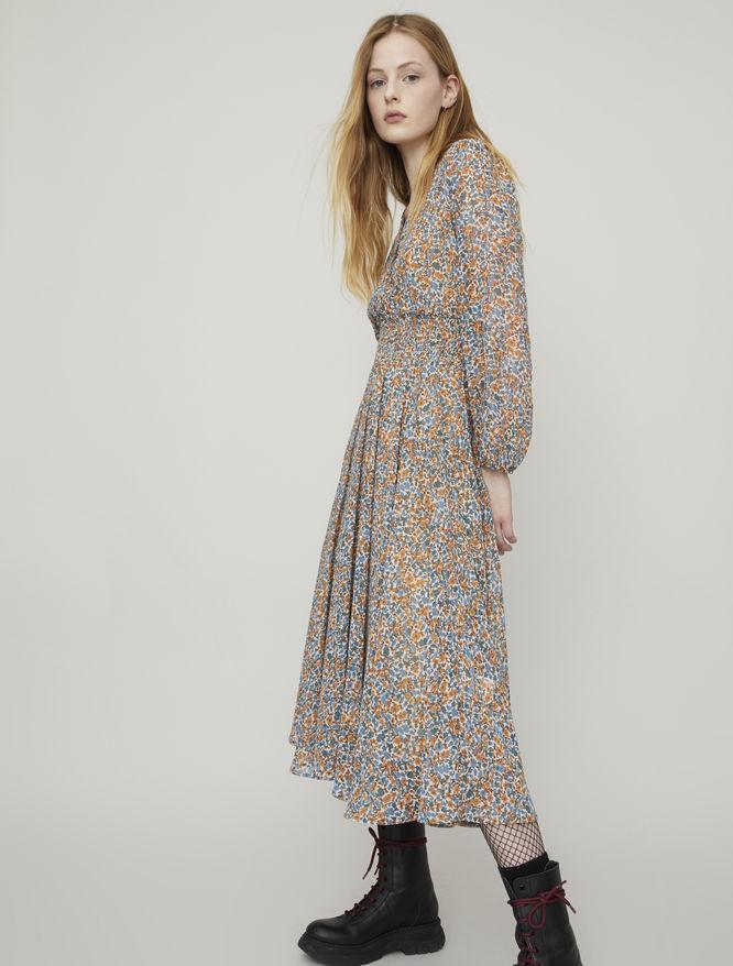 Printed dress iBlues