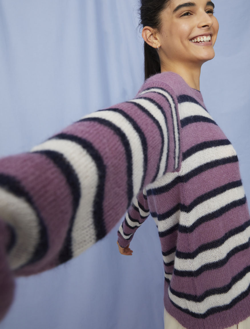 Relaxed-fit sweater