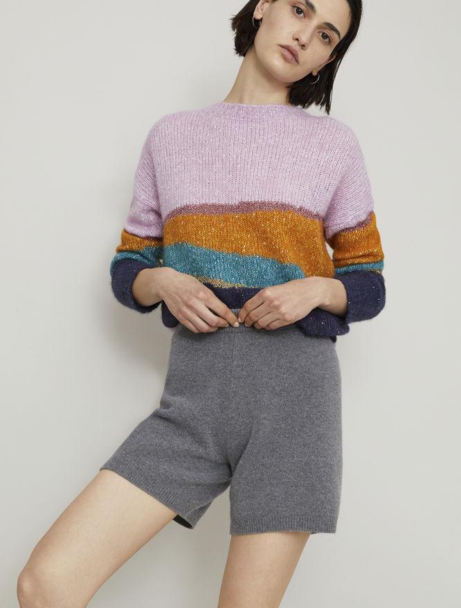 Inlaid sweater iBlues